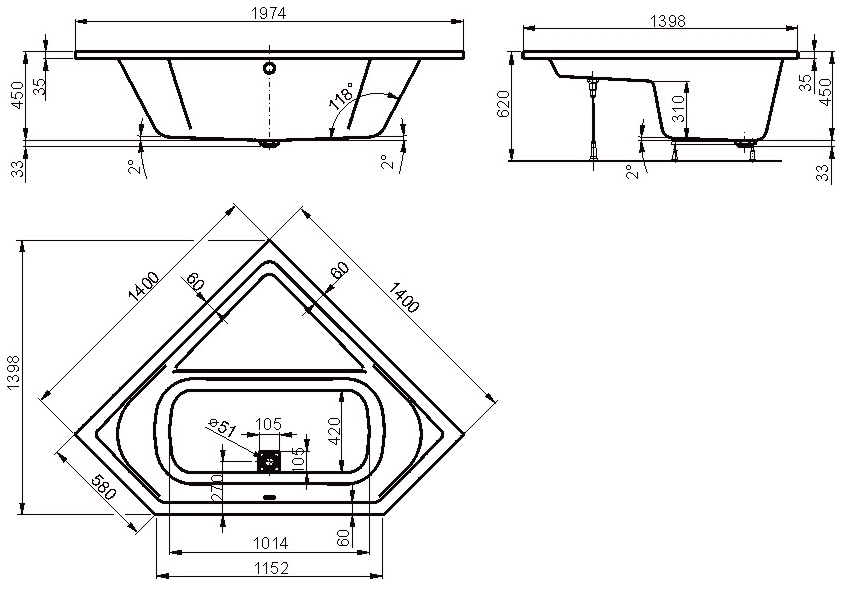 TECHNICAL DRAWING Image-Technique-Cavallo angle 14