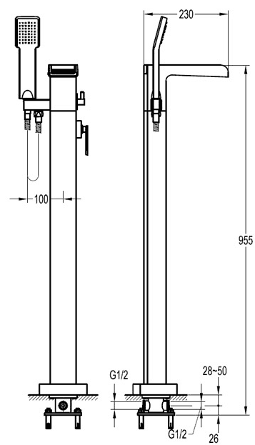 TECHNICAL DRAWING Image-Technique-FH8185-D67