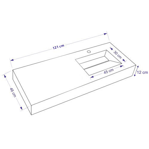 TECHNICAL DRAWING Schéma-PVD121cal12