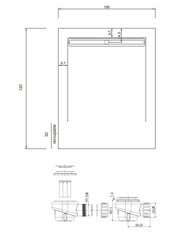 TECHNICAL DRAWING foster120100tech