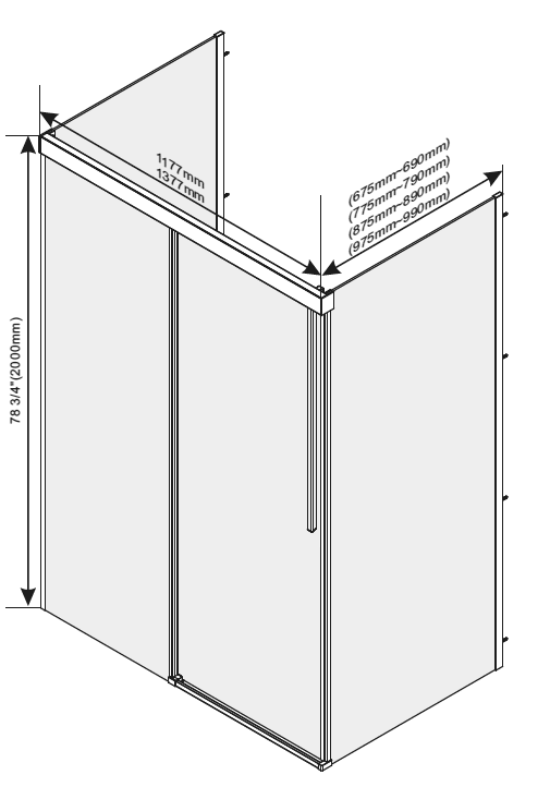 TECHNICAL DRAWING Dolce-cabine-peninsule