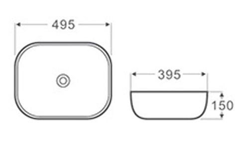 TECHNICAL DRAWING Schema-technique-vasque