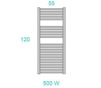 TECHNICAL DRAWING Schema-R09C-120X55