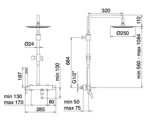 TECHNICAL DRAWING schéma technique 5760