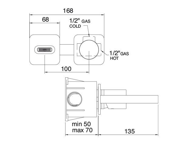 TECHNICAL DRAWING schéma 5475