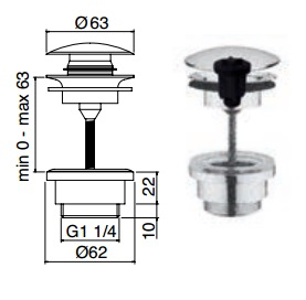 TECHNICAL DRAWING schéma rtsa117