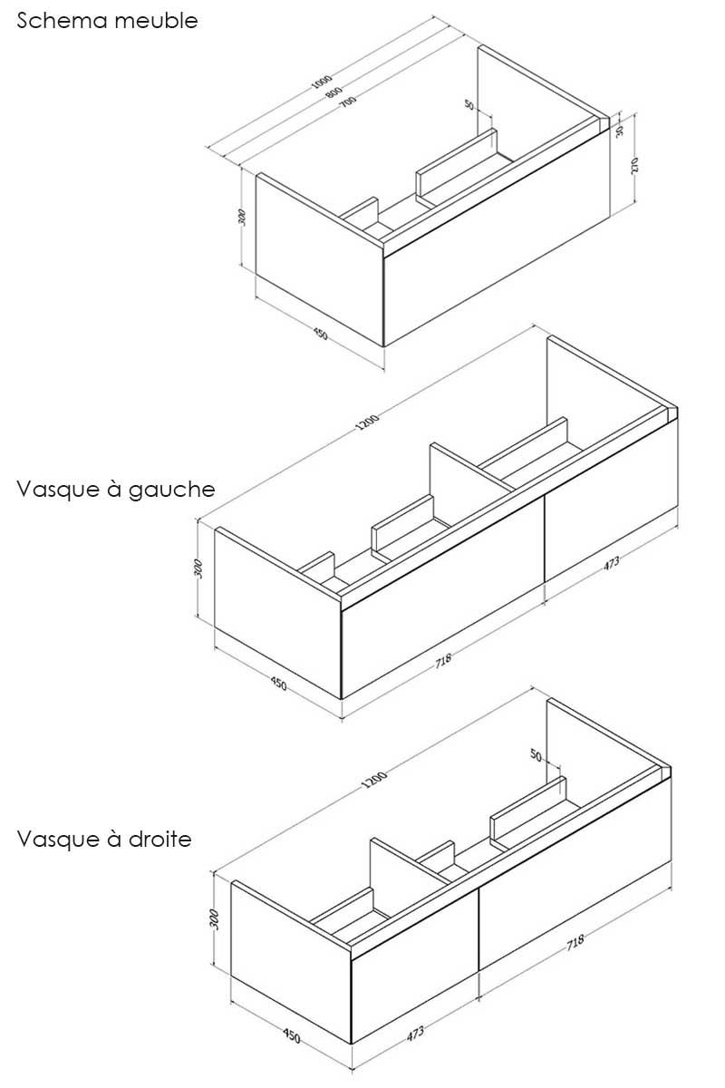 TECHNICAL DRAWING schema-caisson