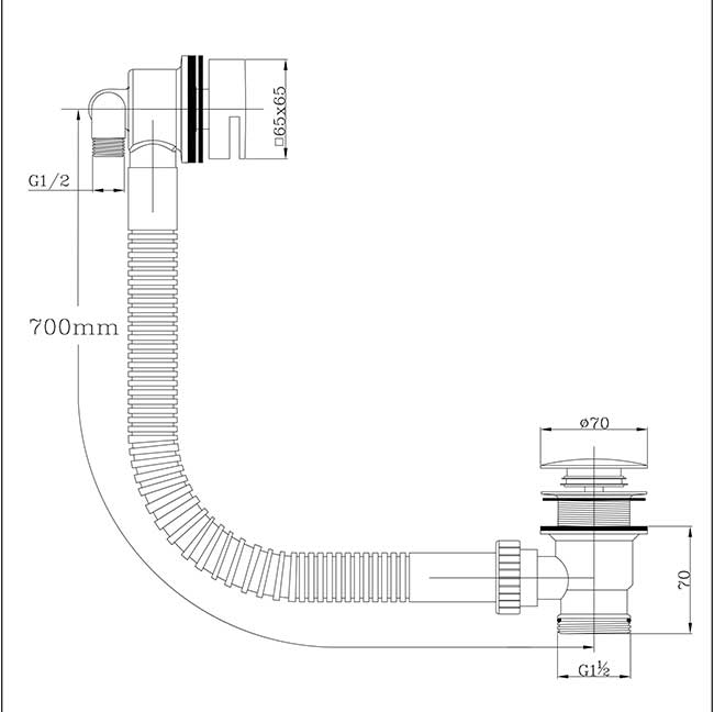 TECHNICAL DRAWING schéma WA99