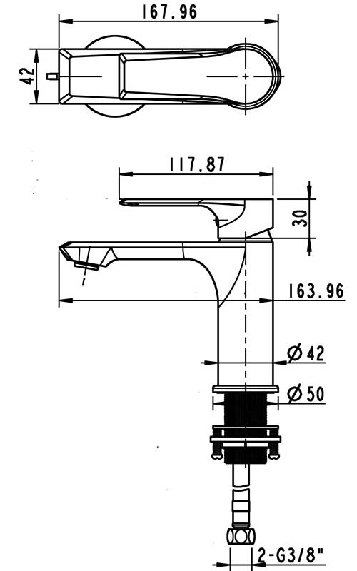 TECHNICAL DRAWING schéma XA05WP