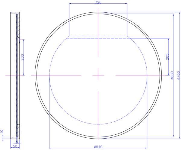 TECHNICAL DRAWING schéma 2904-2