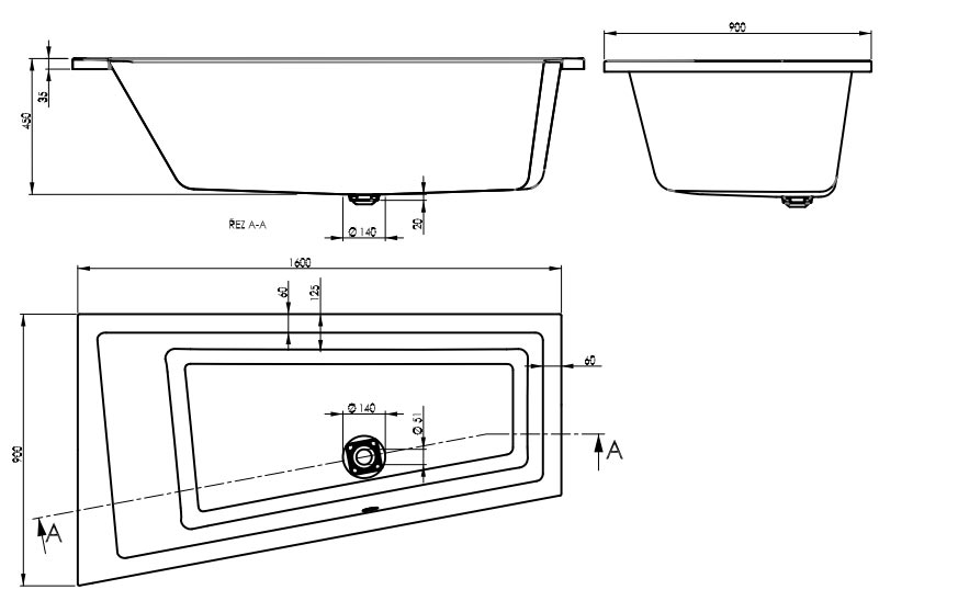 TECHNICAL DRAWING schema-vpba169cavg