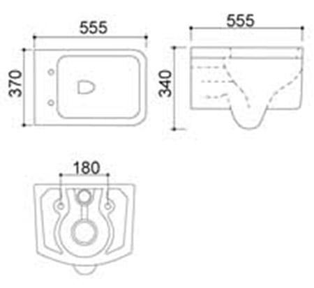 TECHNICAL DRAWING schéma STR2122.SLIM
