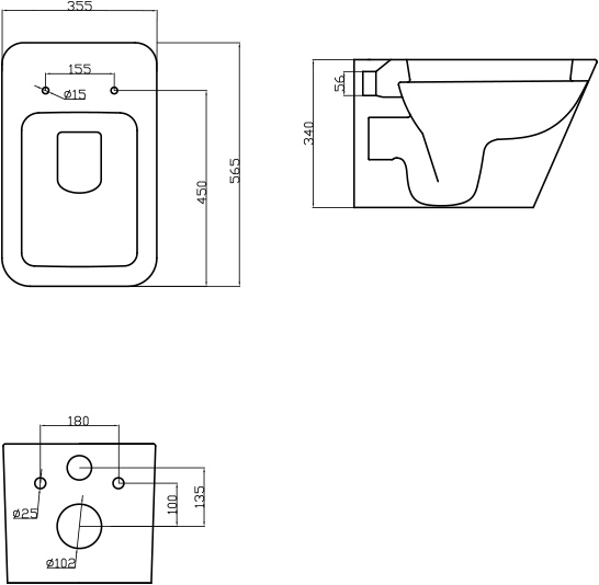 TECHNICAL DRAWING schéma