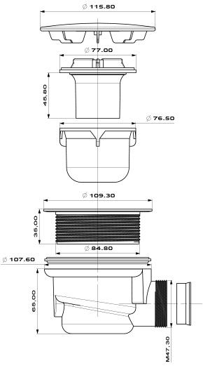 TECHNICAL DRAWING shema-GD-12-bonde