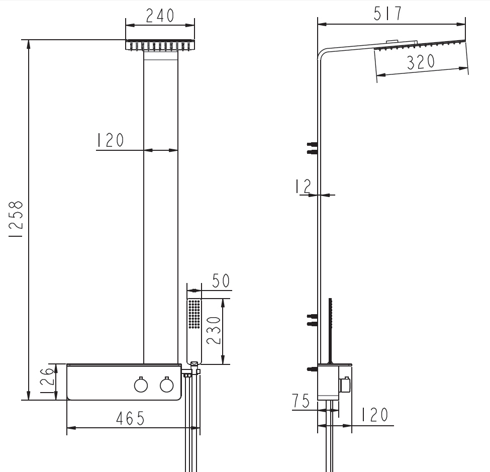 TECHNICAL DRAWING schéma 1