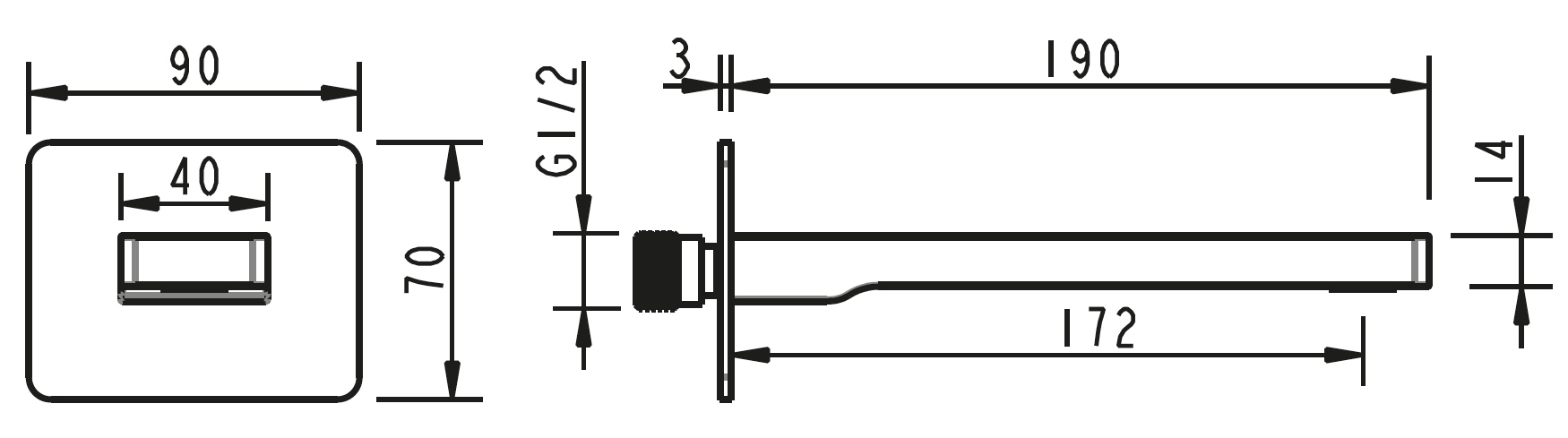 TECHNICAL DRAWING schéma 2
