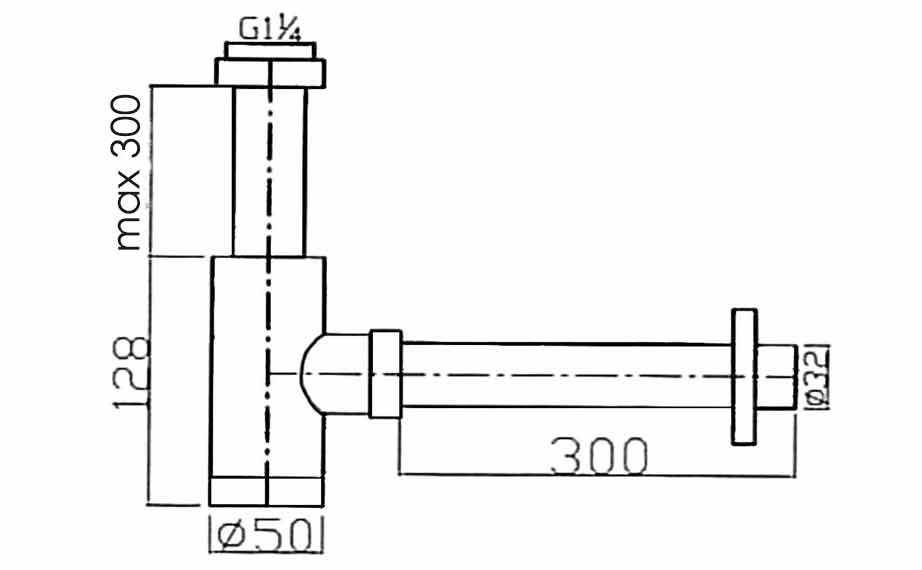 TECHNICAL DRAWING schema-sifon.noir