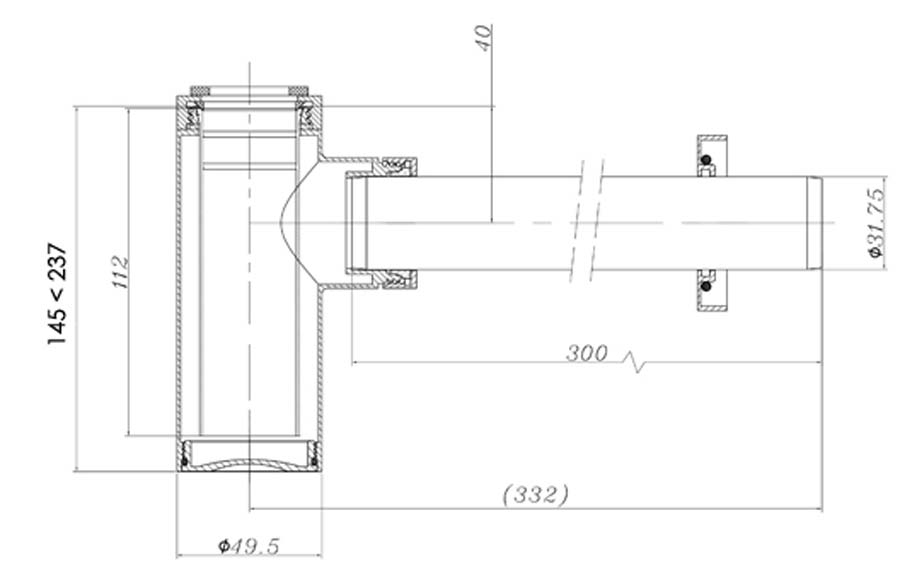 TECHNICAL DRAWING schema-siphon-monceau