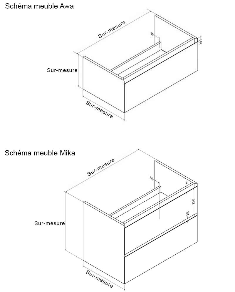 TECHNICAL DRAWING meuble_Awa_Mika_schema
