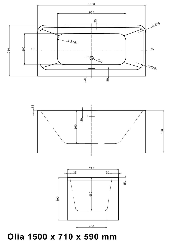 TECHNICAL DRAWING schema-olia-150