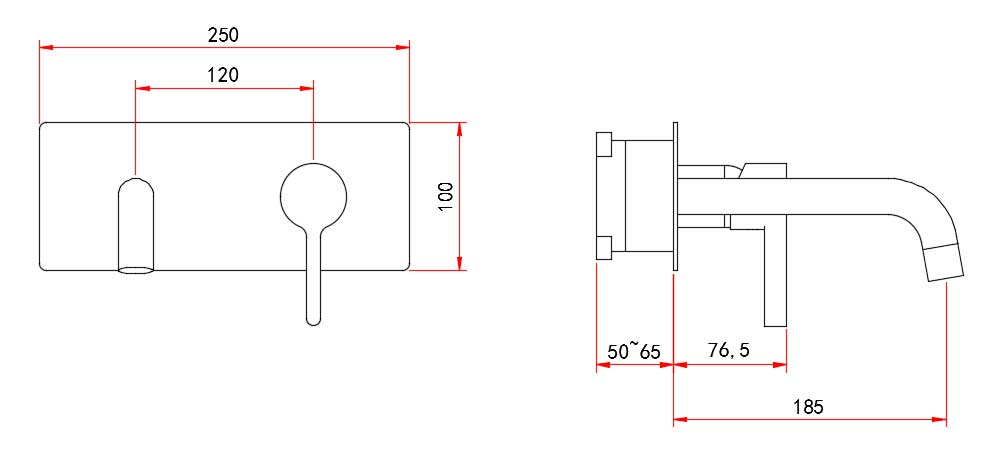 TECHNICAL DRAWING M2114-schema