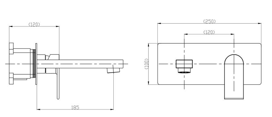 TECHNICAL DRAWING LJ-9021-schema