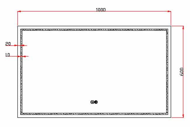 TECHNICAL DRAWING Class 100x60-schema