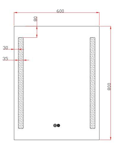TECHNICAL DRAWING Luce 60x80-schema