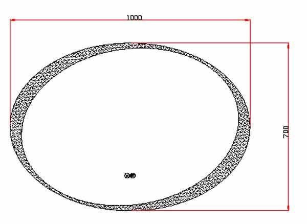 TECHNICAL DRAWING schema miroir eclipse
