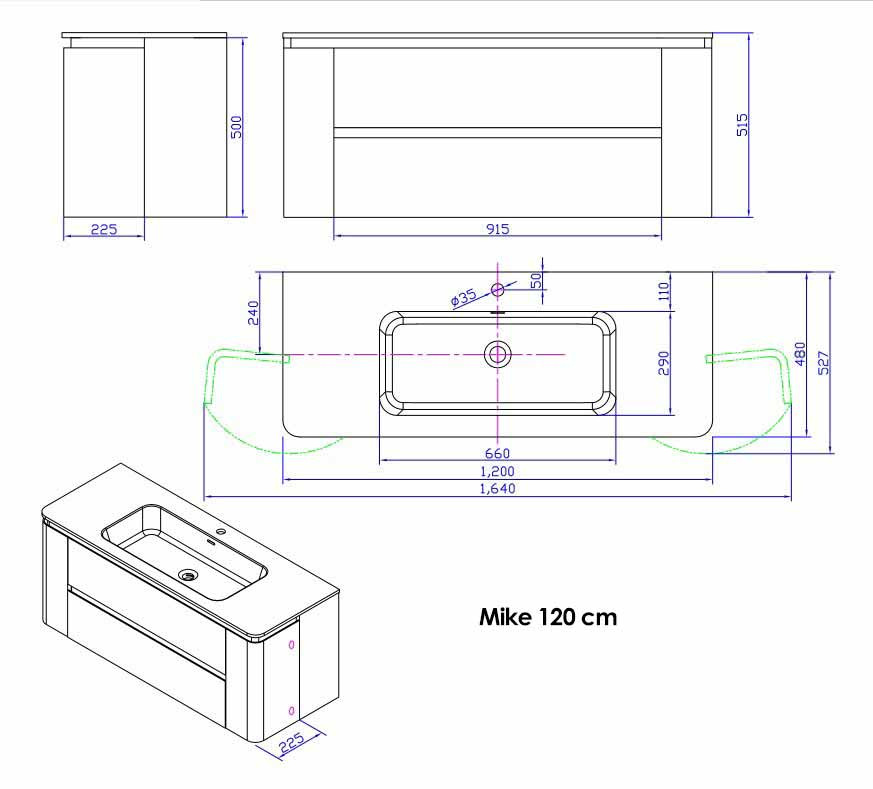 TECHNICAL DRAWING schema-mike-120