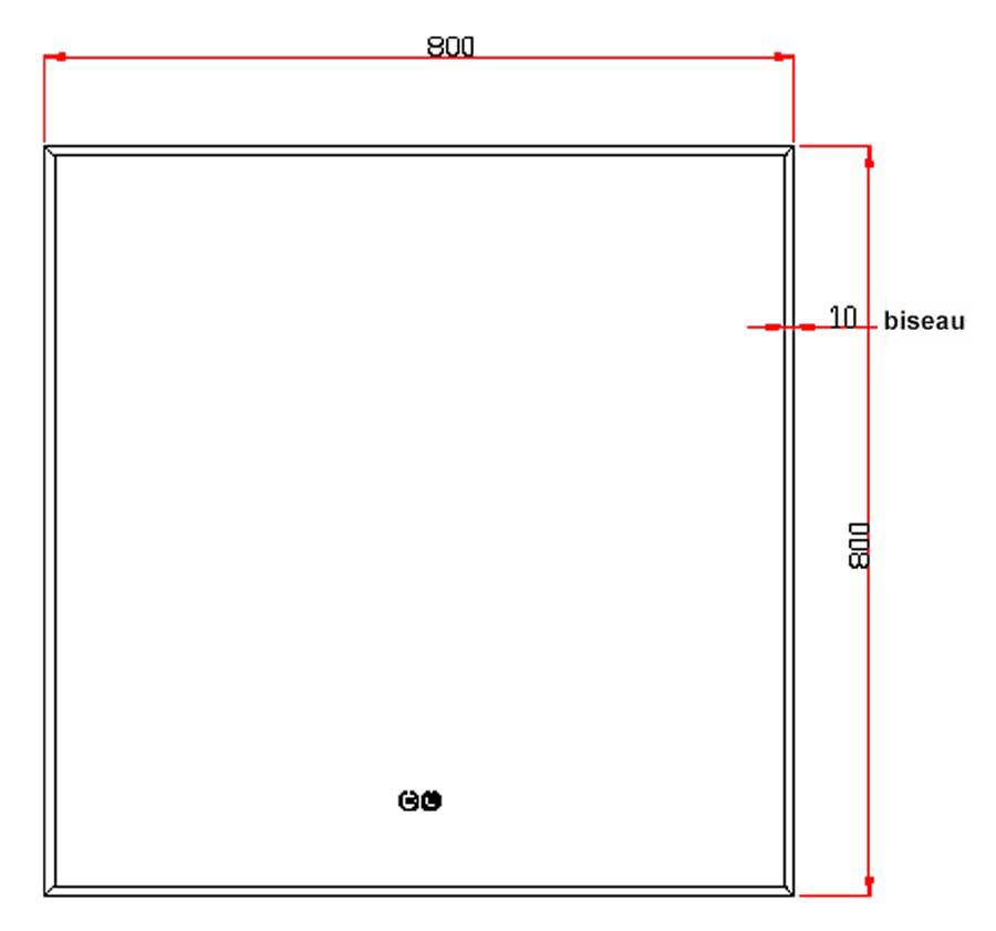 TECHNICAL DRAWING schema-miroir-pure-80x80
