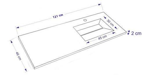 TECHNICAL DRAWING schema-cuenca-120-vasque-pierre-