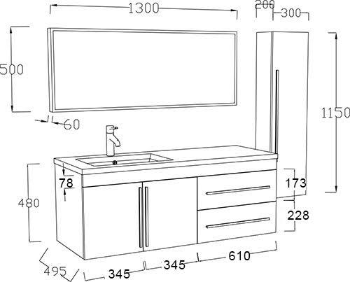 TECHNICAL DRAWING schema-storage