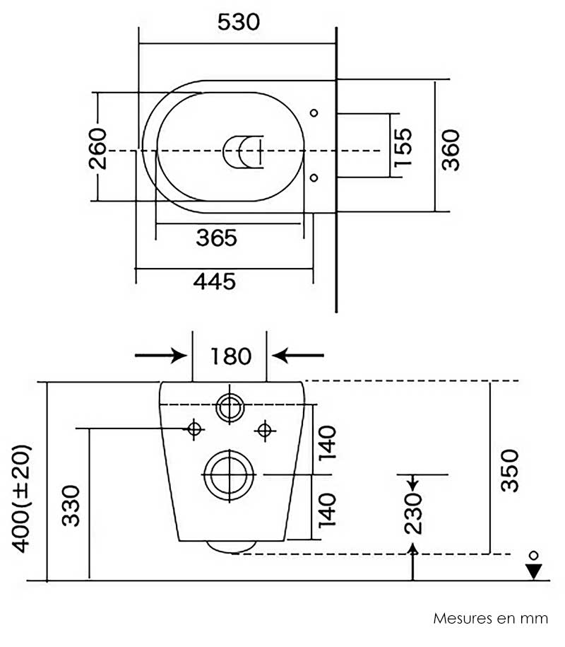 TECHNICAL DRAWING schema-wc-leon