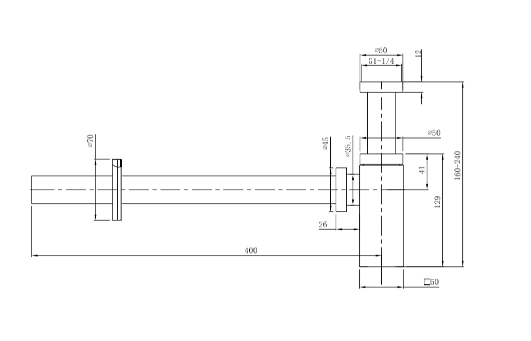 TECHNICAL DRAWING BT07