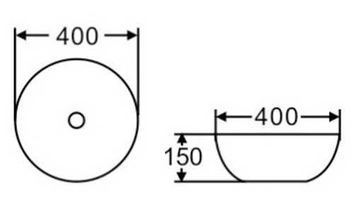 TECHNICAL DRAWING schema-venice-terrazzo