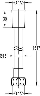 TECHNICAL DRAWING schéma flexible PVC liberty