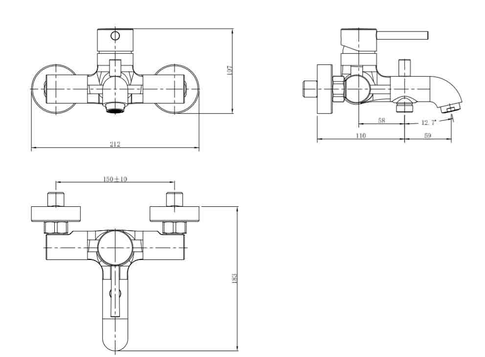 TECHNICAL DRAWING schema-147410000