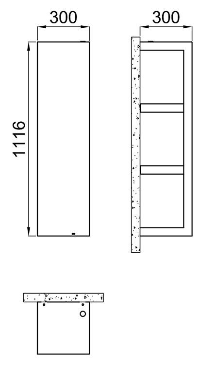 TECHNICAL DRAWING schema-quadraqua-s