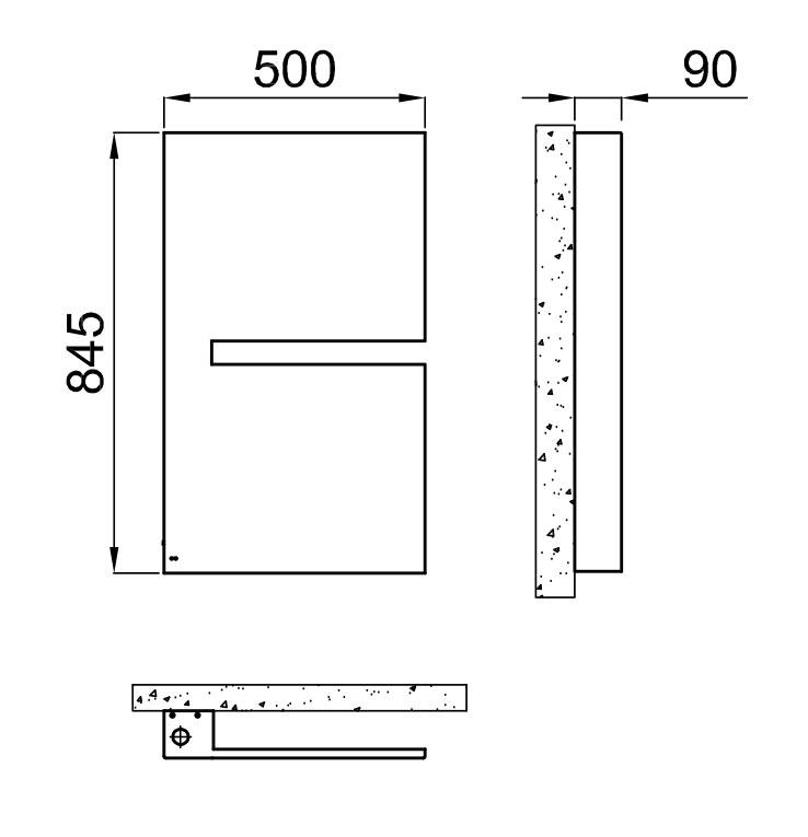 TECHNICAL DRAWING schema-sequenze-s