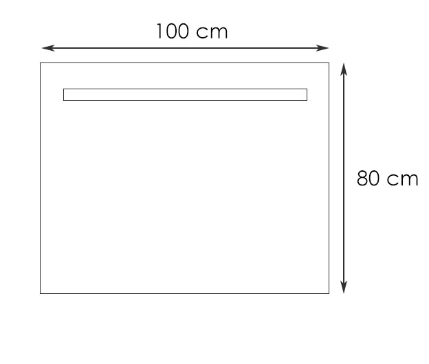 TECHNICAL DRAWING schema-carina-100x80