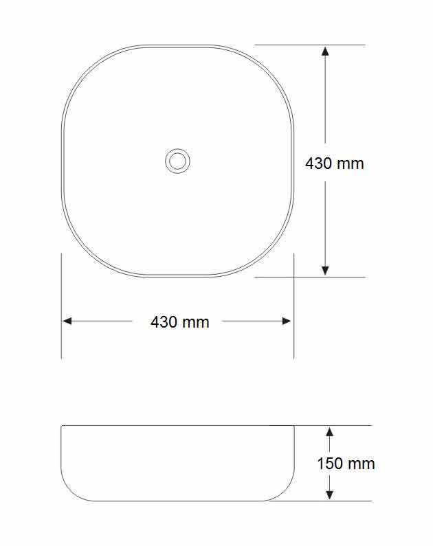 TECHNICAL DRAWING schema art 43x43cm