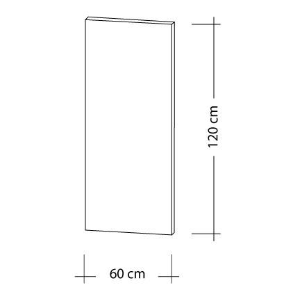 TECHNICAL DRAWING schema-carrelage-60x120