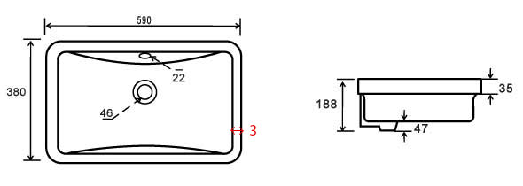 TECHNICAL DRAWING TR40236