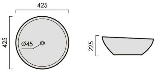TECHNICAL DRAWING 4545-tech