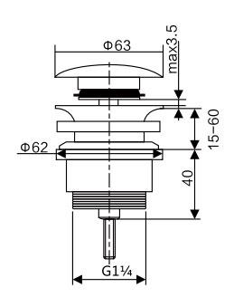 TECHNICAL DRAWING schema-bonde-clic-clac