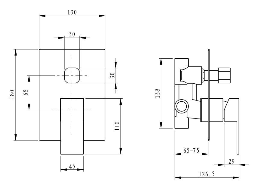 TECHNICAL DRAWING schema-mitigeur-tuileries-II