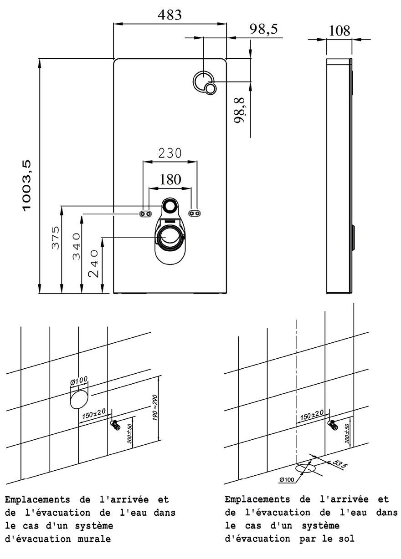 TECHNICAL DRAWING schema-bati-deco-pneumatique-
