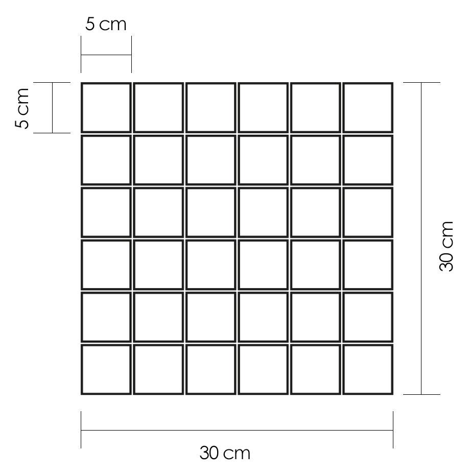 TECHNICAL DRAWING schema-mosaique-origine