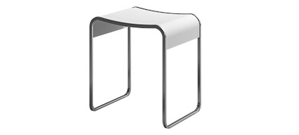 Tabouret , Solid Surface, Curve